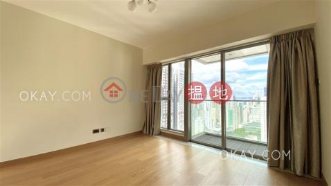 Lovely 2 bedroom on high floor with balcony | Rental|The Nova(The Nova)Rental Listings (OKAY-R292978)_0