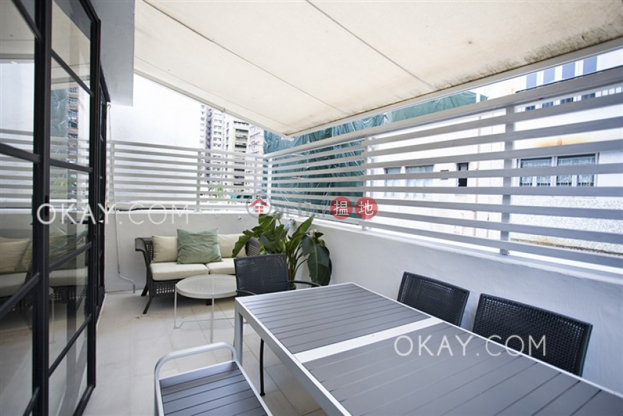 HK$ 68,000/ month 55 Tung Street | Central District, Lovely 2 bedroom on high floor with balcony | Rental