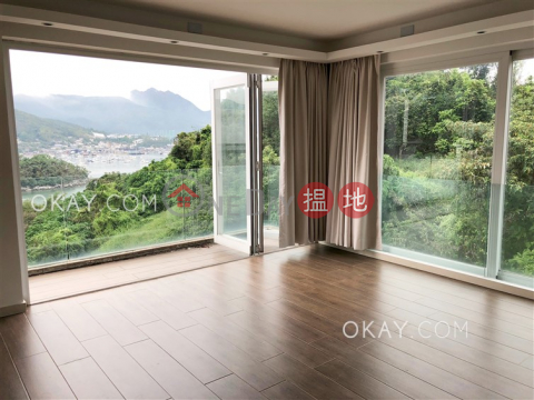 Gorgeous house with sea views, rooftop & terrace | For Sale|Nam Wai Village(Nam Wai Village)Sales Listings (OKAY-S312540)_0