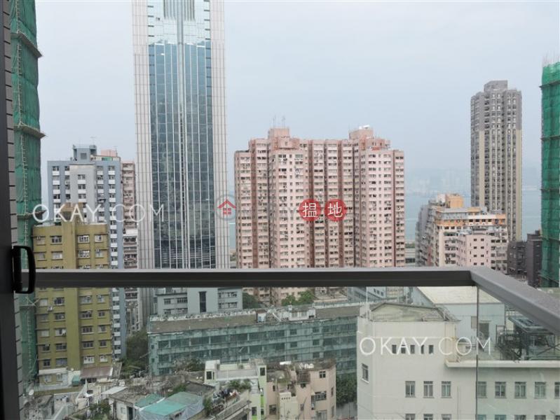 1房1廁,星級會所,可養寵物,露台《懿山出租單位》|116-118第二街 | 西區|香港|出租|HK$ 26,000/ 月