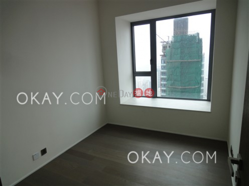 HK$ 90,000/ month Azura, Western District Gorgeous 3 bed on high floor with sea views & balcony | Rental