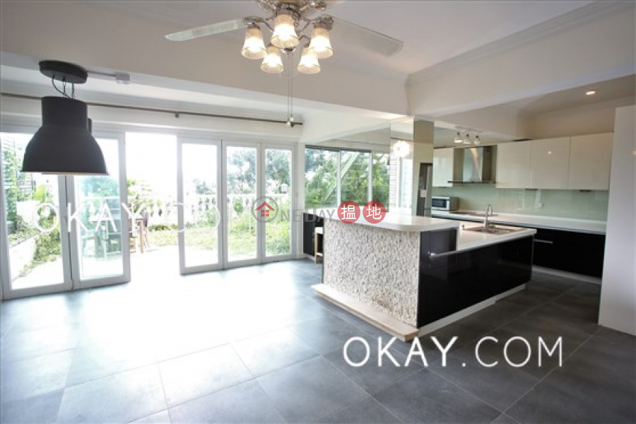Lovely house with sea views, rooftop & terrace | For Sale | House A1 Pik Sha Garden 碧沙花園 A1座 Sales Listings