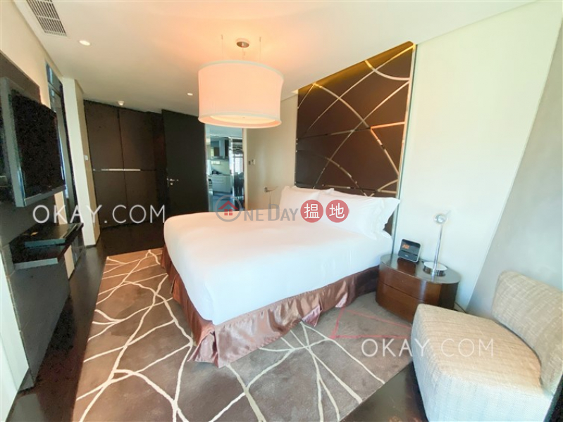 Property Search Hong Kong | OneDay | Residential Rental Listings | Exquisite 2 bed on high floor with sea views & parking | Rental