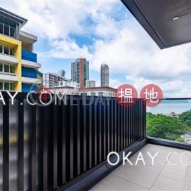 Exquisite 2 bedroom with balcony & parking | Rental