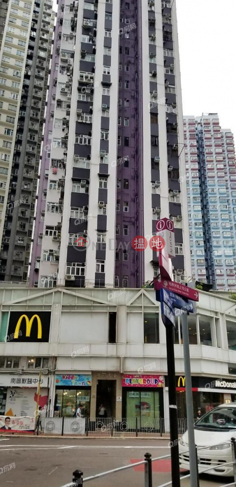 Happy View Building | 1 bedroom High Floor Flat for Rent|Happy View Building(Happy View Building)Rental Listings (QFANG-R92085)_0
