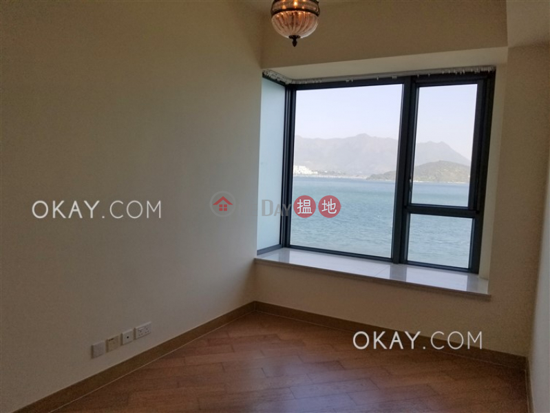 HK$ 58,000/ month | Providence Bay Phase 1 Tower 2 | Tai Po District, Elegant 4 bed on high floor with sea views & balcony | Rental