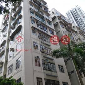 美德園,西灣河, 香港島