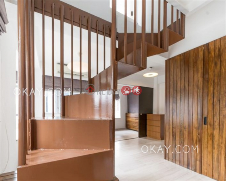Lovely 1 bed on high floor with harbour views & rooftop | Rental 2-8 Lin Fa Kung Street | Wan Chai District Hong Kong, Rental, HK$ 26,000/ month