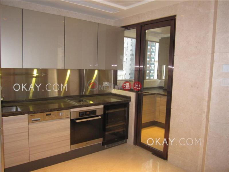 Popular 3 bedroom with harbour views & balcony | Rental | Cadogan 加多近山 Rental Listings