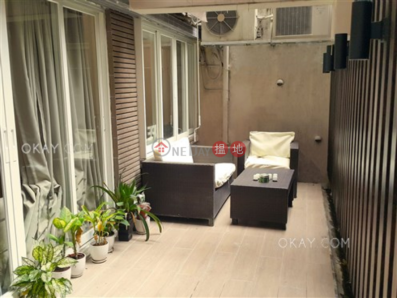 Stylish 1 bedroom with terrace | Rental | 80-82 Bonham Road | Western District, Hong Kong Rental | HK$ 32,000/ month