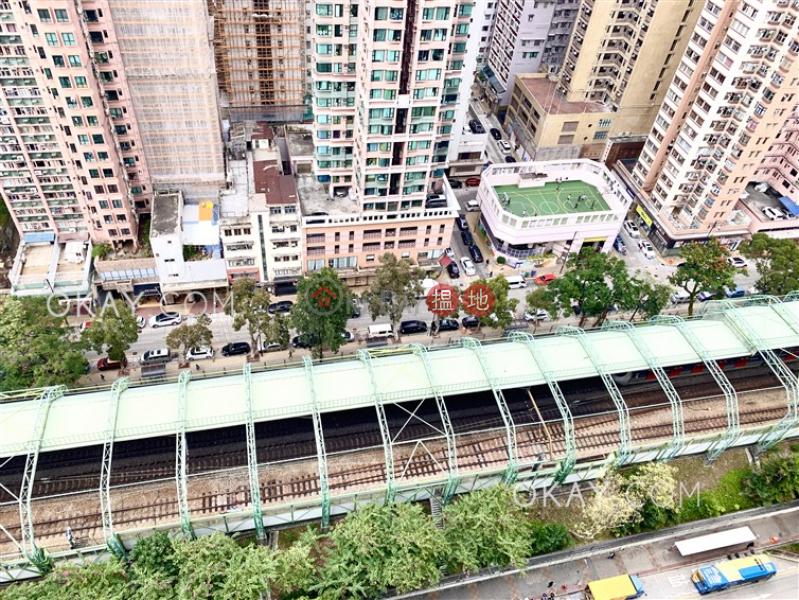 香港搵樓|租樓|二手盤|買樓| 搵地 | 住宅出售樓盤-2房1廁,極高層,可養寵物,露台《麥花臣匯1B座出售單位》