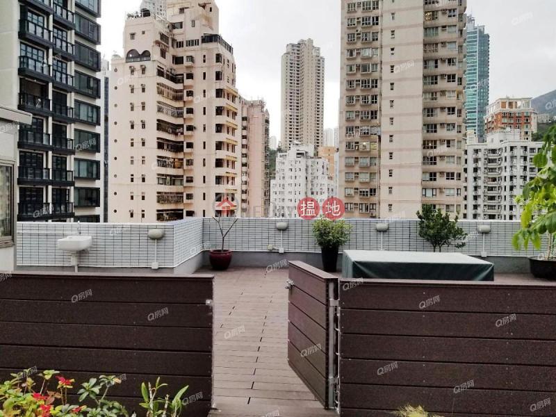 特色單位,超筍價,廳大房大,景觀開揚,升值潛力高《華芝大廈買賣盤》18山光道 | 灣仔區|香港-出售-HK$ 2,550萬
