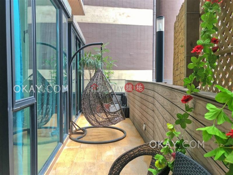 Unique 2 bedroom with terrace   Rental, Bella Vista 蔚晴軒 Rental Listings   Western District (OKAY-R5385)