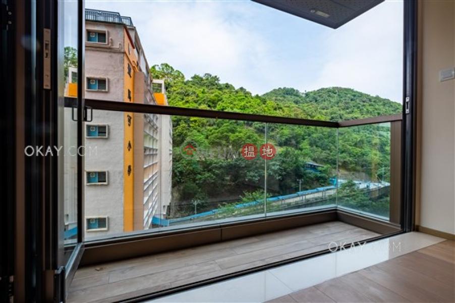 2房1廁,星級會所,露台《新翠花園 1座出租單位》-233柴灣道   柴灣區香港-出租 HK$ 37,000/ 月