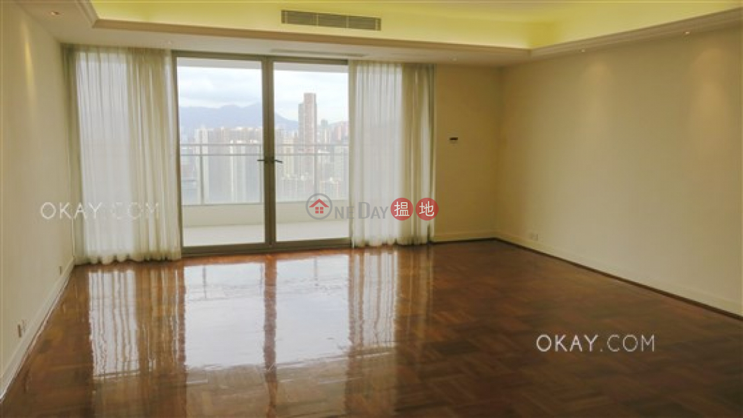 Efficient 4 bed on high floor with balcony & parking | Rental | Evergreen Villa 松柏新邨 Rental Listings