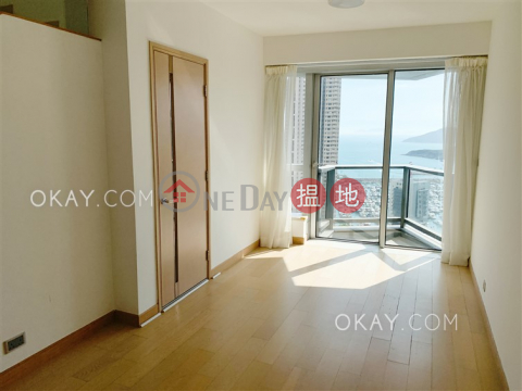 Unique 1 bedroom on high floor with balcony & parking | Rental|Marinella Tower 9(Marinella Tower 9)Rental Listings (OKAY-R93176)_0