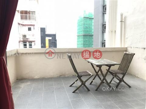Elegant 1 bedroom with terrace | For Sale|Ryan Mansion(Ryan Mansion)Sales Listings (OKAY-S48455)_0
