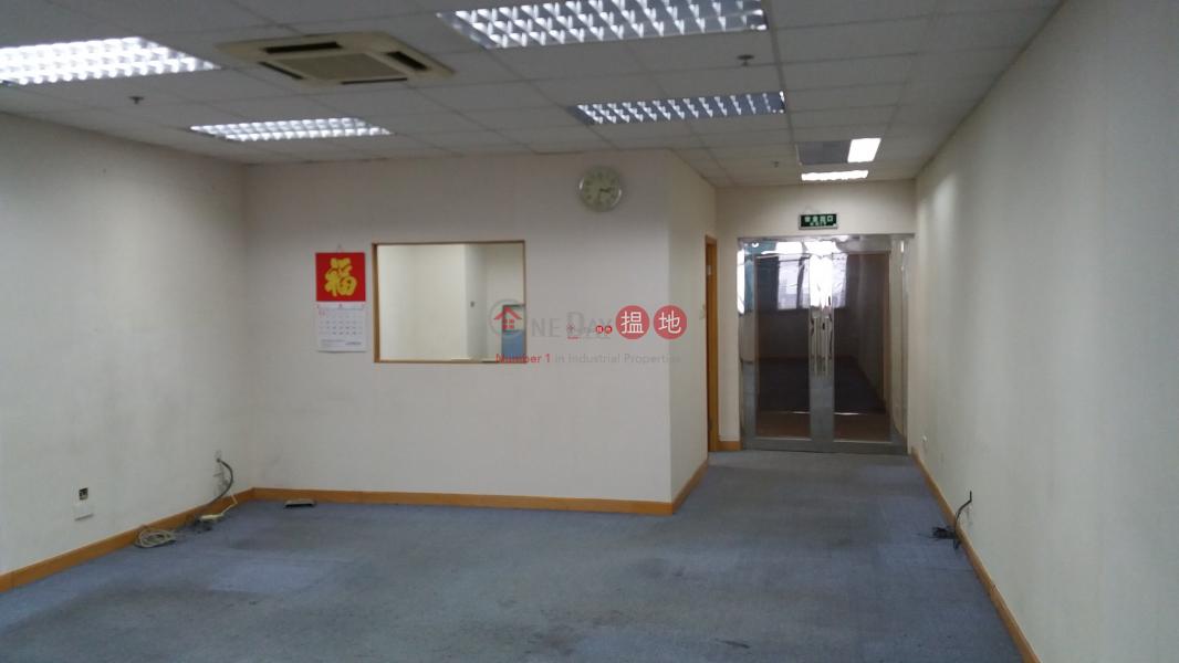 高層開揚一房獨厠寫裝|荃灣德豐工業中心(Tak Fung Industrial Centre)出租樓盤 (ringo-04113)
