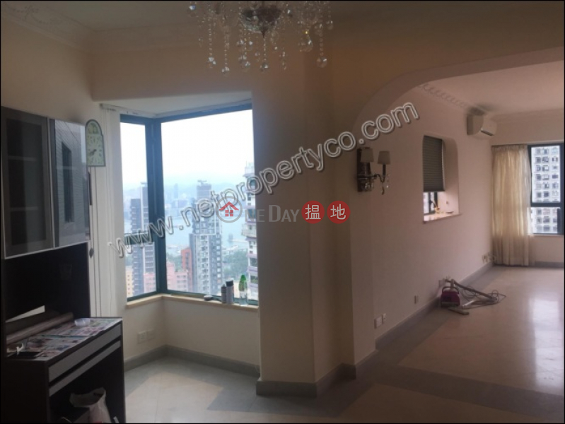 Spacious apartment for rent in Mid-Levels East 43 Tai Hang Road | Wan Chai District, Hong Kong | Rental, HK$ 85,000/ month