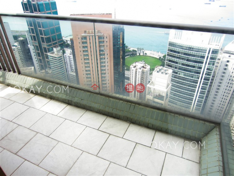 Exquisite 3 bed on high floor with sea views & rooftop | For Sale | One Pacific Heights 盈峰一號 Sales Listings