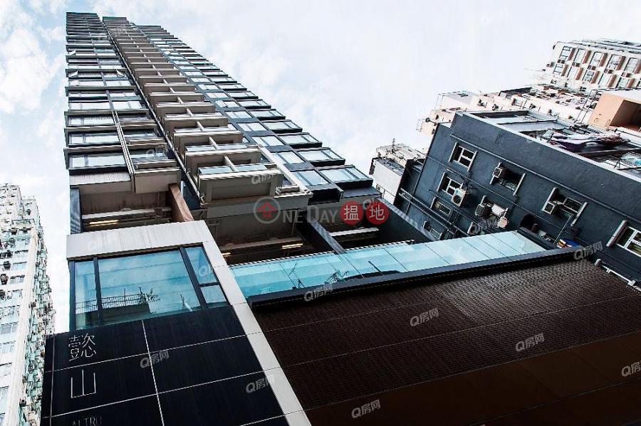 HK$ 24.3M | Altro | Western District | Altro | 3 bedroom High Floor Flat for Sale
