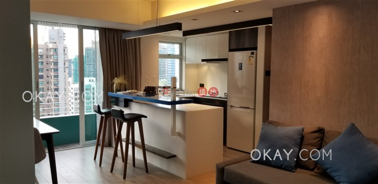 Unique 3 bedroom with balcony | Rental 3 Kui In Fong | Central District, Hong Kong, Rental, HK$ 50,000/ month