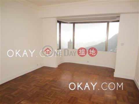 Stylish 3 bedroom with balcony & parking | Rental|Parkview Corner Hong Kong Parkview(Parkview Corner Hong Kong Parkview)Rental Listings (OKAY-R35923)_0