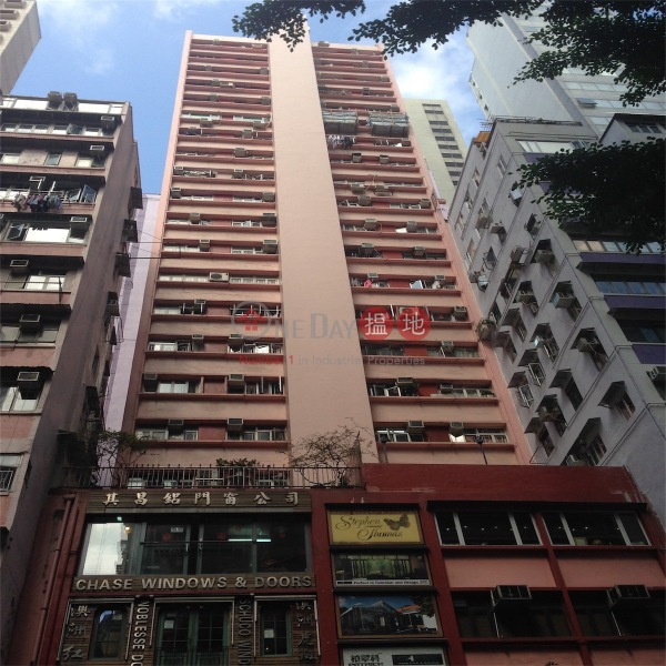 Hang Tat Mansion (Hang Tat Mansion) Wan Chai|搵地(OneDay)(2)