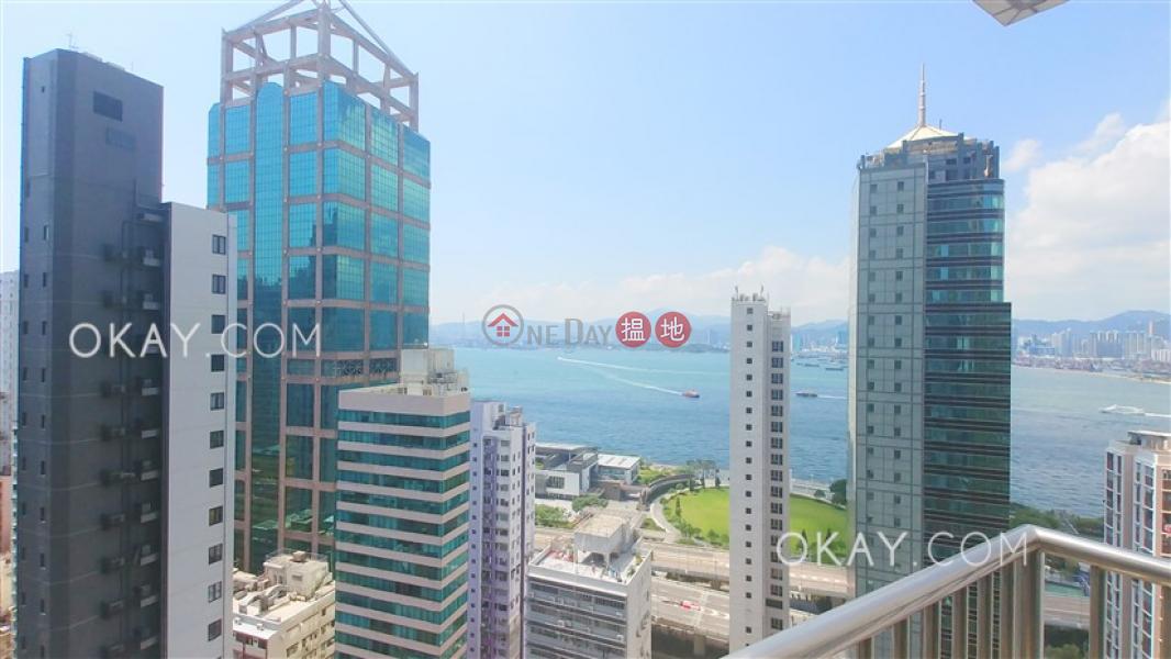 Tasteful 2 bedroom on high floor with balcony   Rental   Elite\'s Place 俊陞華庭 Rental Listings