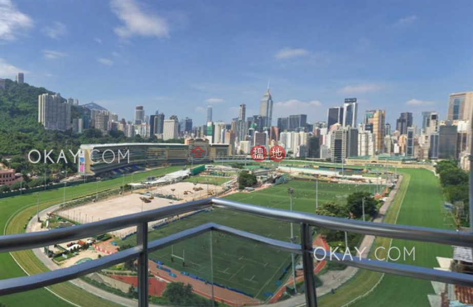 Efficient 3 bedroom with racecourse views, balcony | Rental | Arts Mansion 雅詩大廈 Rental Listings