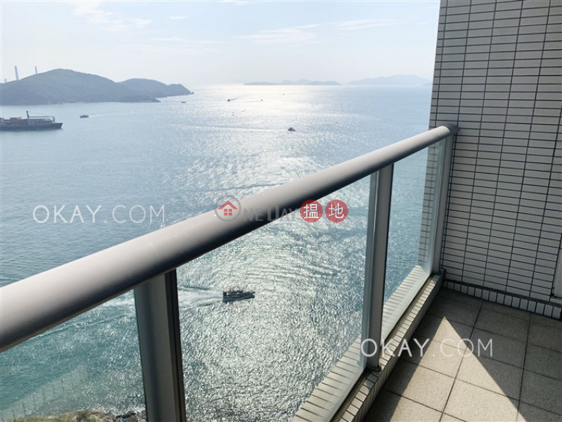 HK$ 70,000/ month, Phase 4 Bel-Air On The Peak Residence Bel-Air, Southern District, Exquisite 3 bed on high floor with sea views & balcony | Rental