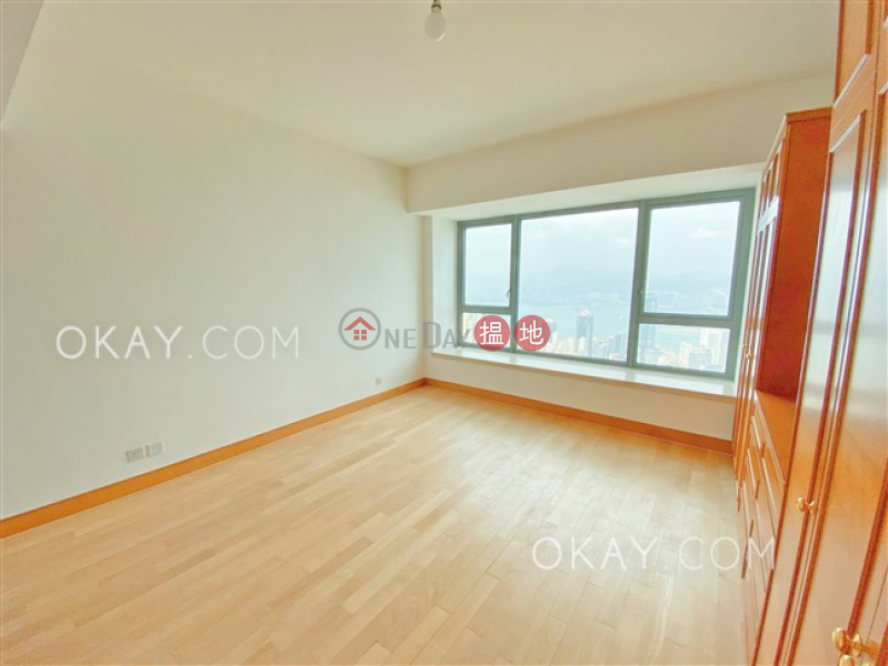HK$ 147,000/ month Branksome Crest | Central District Stylish 3 bedroom on high floor with balcony & parking | Rental