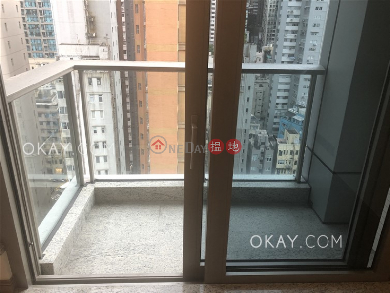 Lovely 3 bedroom with balcony | For Sale, 23 Graham Street | Central District, Hong Kong | Sales | HK$ 38M