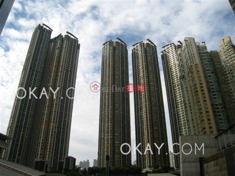 HK$ 50,000/ month | Sorrento Phase 1 Block 3 Yau Tsim Mong Charming 2 bedroom on high floor with sea views | Rental