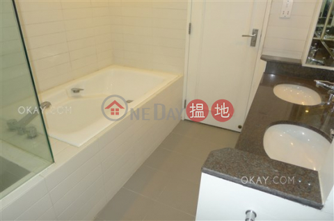 Beautiful 3 bedroom with balcony & parking | Rental|Parkview Corner Hong Kong Parkview(Parkview Corner Hong Kong Parkview)Rental Listings (OKAY-R41129)_0
