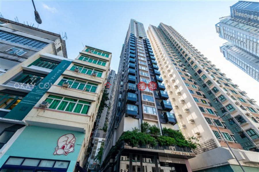 Rare 2 bedroom on high floor with balcony | Rental | 72 Staunton Street | Central District Hong Kong, Rental, HK$ 31,000/ month