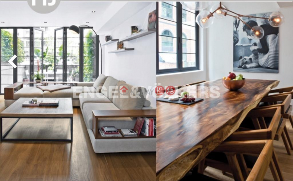 HK$ 120,000/ month Yu Hing Mansion Western District 3 Bedroom Family Flat for Rent in Sheung Wan