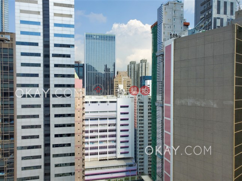 Property Search Hong Kong | OneDay | Residential | Rental Listings Charming 1 bedroom on high floor with balcony | Rental