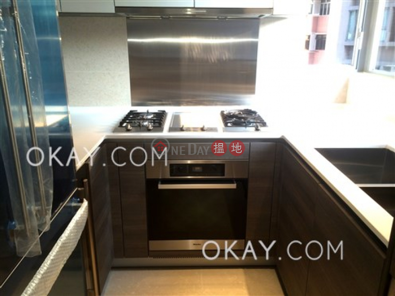 HK$ 53,000/ month The Summa | Western District, Tasteful 3 bedroom with balcony | Rental
