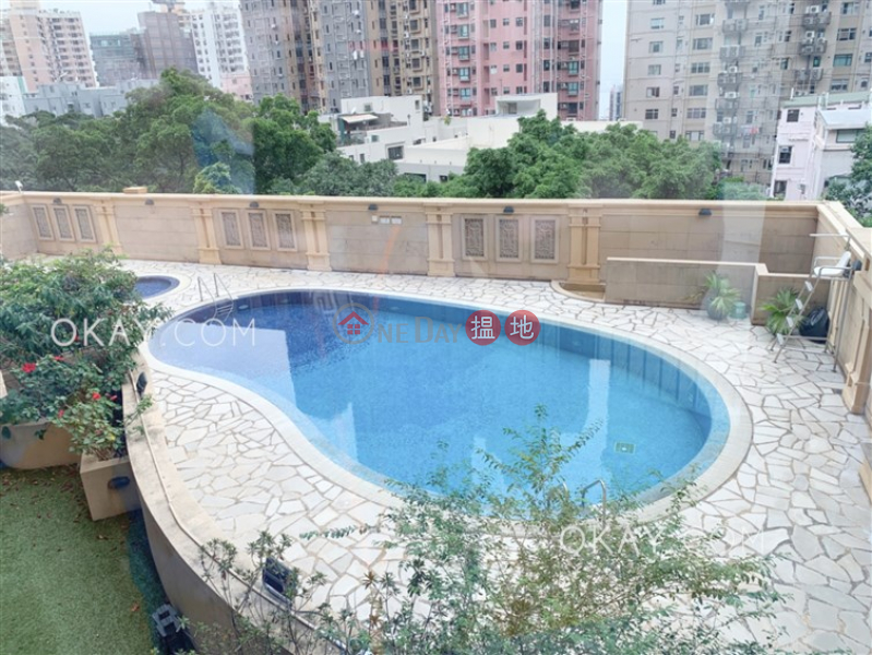 Unique 4 bedroom with balcony & parking | Rental 41c Conduit Road | Western District Hong Kong, Rental | HK$ 103,000/ month