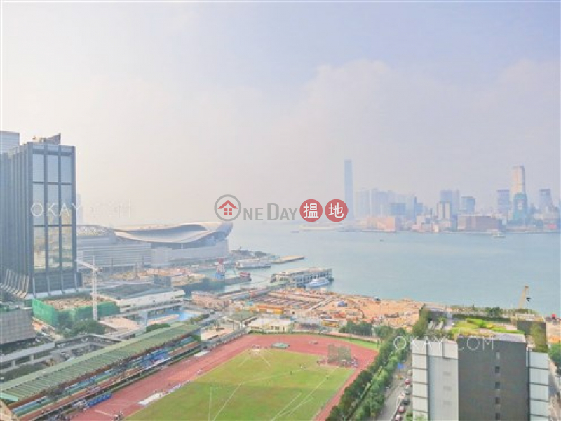 Property Search Hong Kong | OneDay | Residential Sales Listings Rare high floor with harbour views & balcony | For Sale