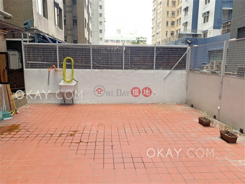 HK$ 8.8M, Hoi Kwong Court | Eastern District | Popular 1 bedroom with terrace | For Sale