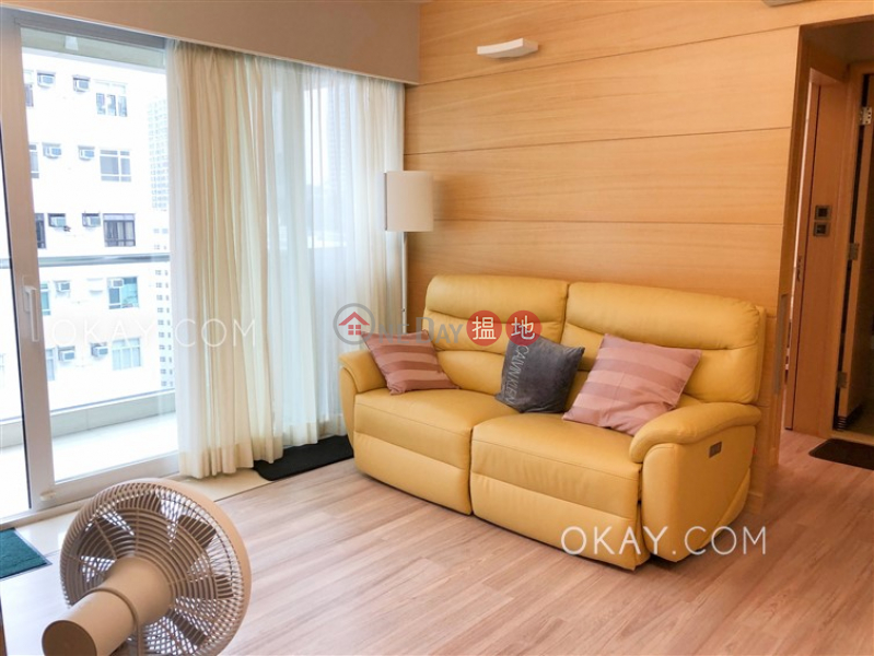 Efficient 2 bedroom on high floor with balcony | For Sale | La Vogue Court 利華閣 Sales Listings