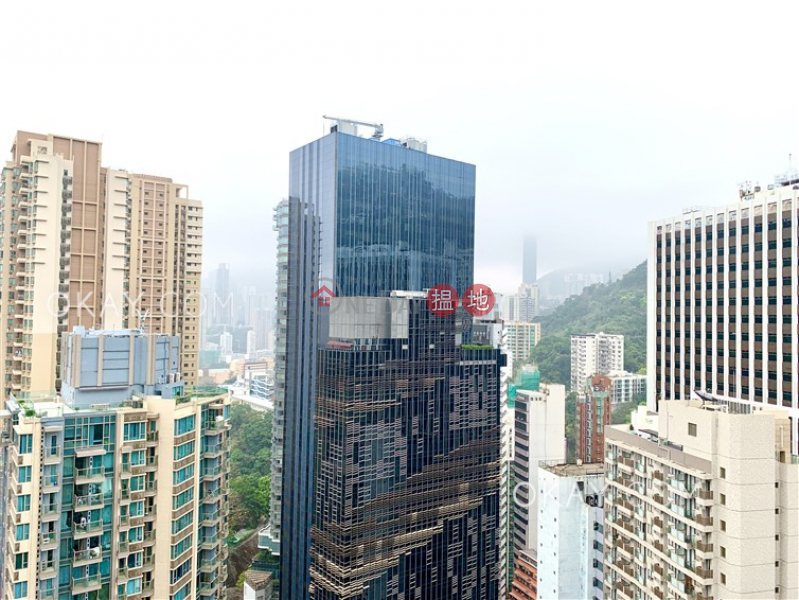 Property Search Hong Kong | OneDay | Residential | Rental Listings, Nicely kept 2 bedroom on high floor with balcony | Rental