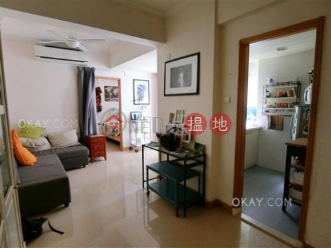 Cozy 1 bedroom with terrace | Rental|Western DistrictHang Yue Building(Hang Yue Building)Rental Listings (OKAY-R294157)_0