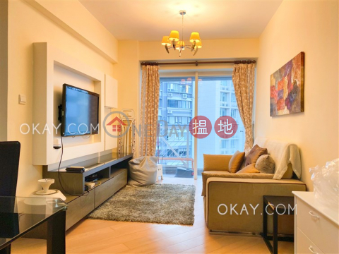 Nicely kept 2 bedroom with balcony | Rental|The Icon(The Icon)Rental Listings (OKAY-R76976)_0