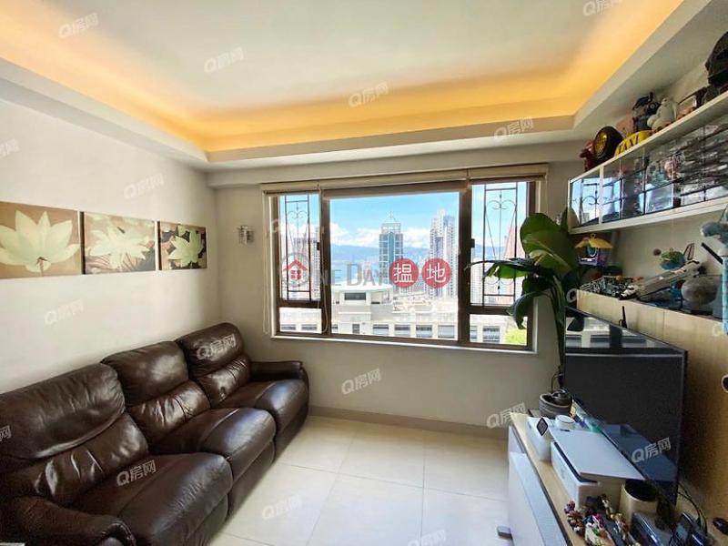 香港搵樓|租樓|二手盤|買樓| 搵地 | 住宅|出售樓盤|名校網,旺中帶靜,間隔實用,開揚遠景《寶恆閣買賣盤》