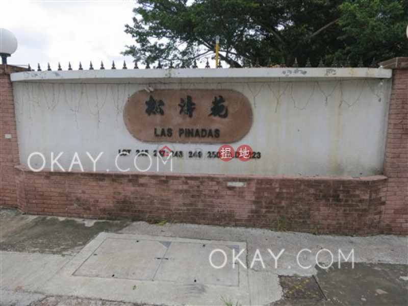 Unique house with parking | For Sale, Las Pinadas 松濤苑 Sales Listings | Sai Kung (OKAY-S285911)