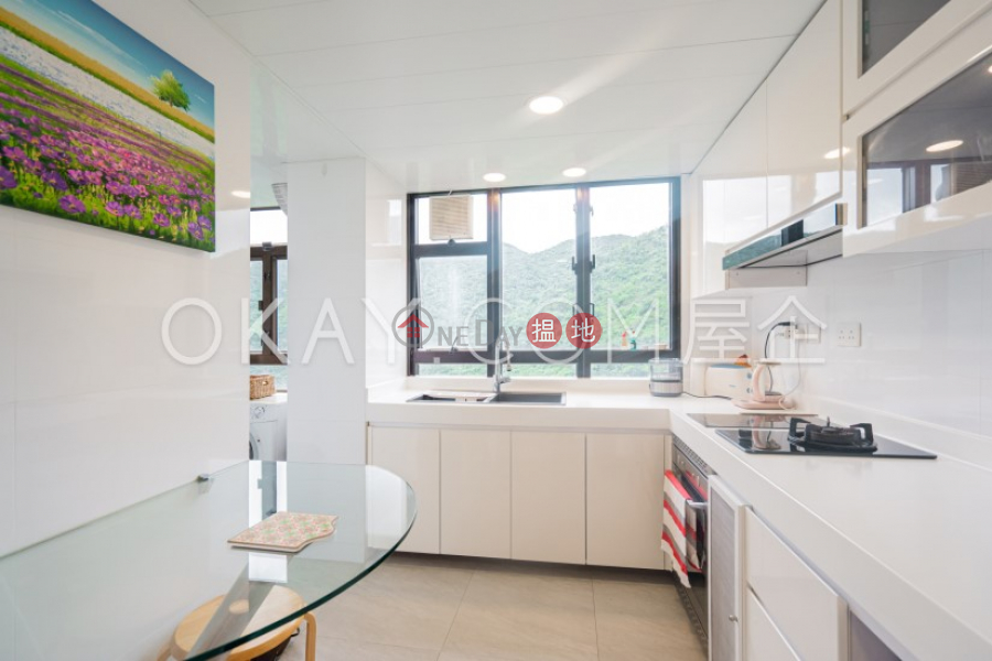 Lovely 3 bedroom with sea views, balcony | For Sale | Pacific View 浪琴園 Sales Listings