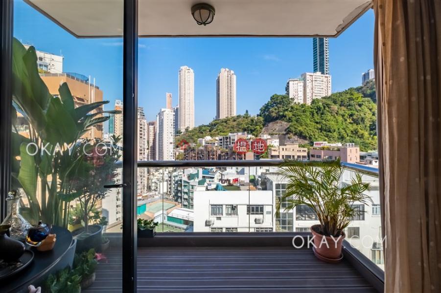 1房1廁,實用率高,極高層,連車位《冬青閣出售單位》-1冬青道 | 灣仔區|香港-出售|HK$ 3,500萬